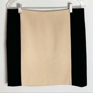 Black and Tan Kensie skirt